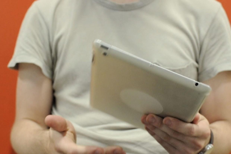 Brand Gesture - Tablet