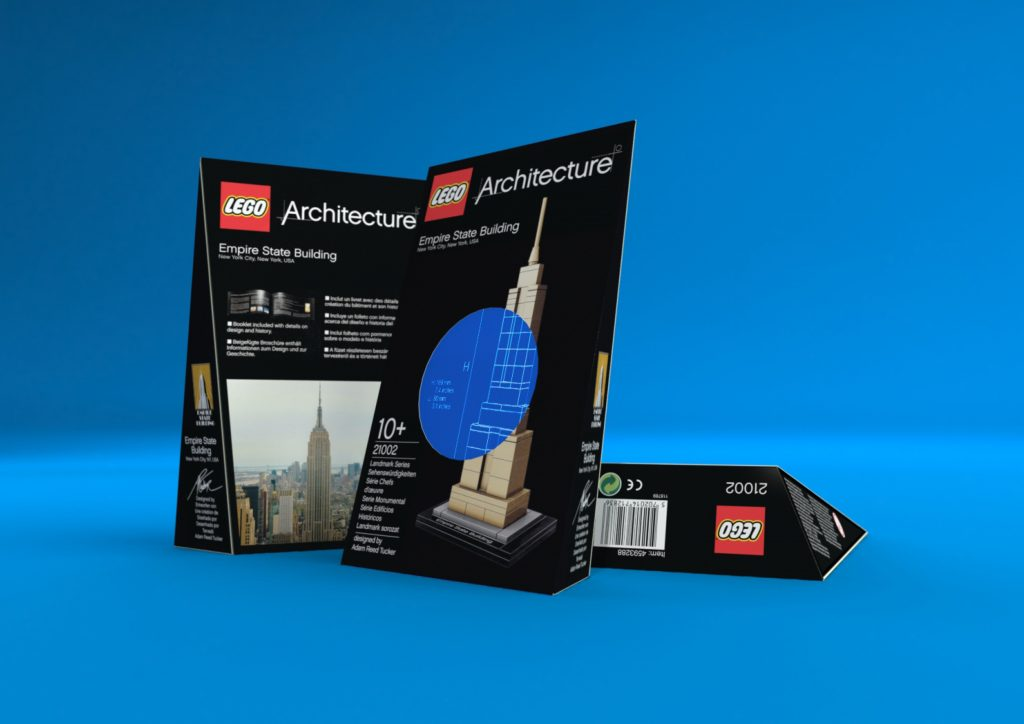 Lego® Packaging